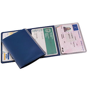 LICENCE CASE,  IDENTITY CARD AND CREDIT CARD