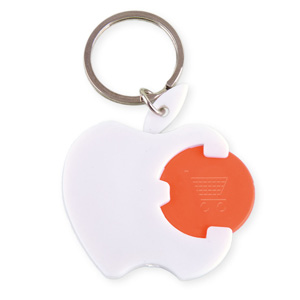 KEY RING APPLE