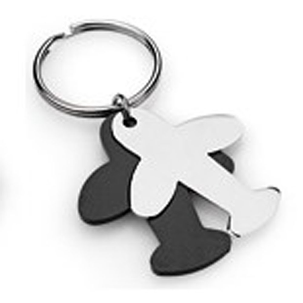 @ - IMOLA KEY RING