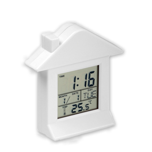 @- ALARM clock  HOUSE