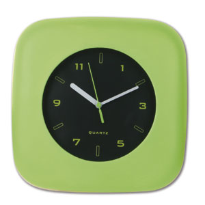 @ - WALL CLOCK SQUARE
