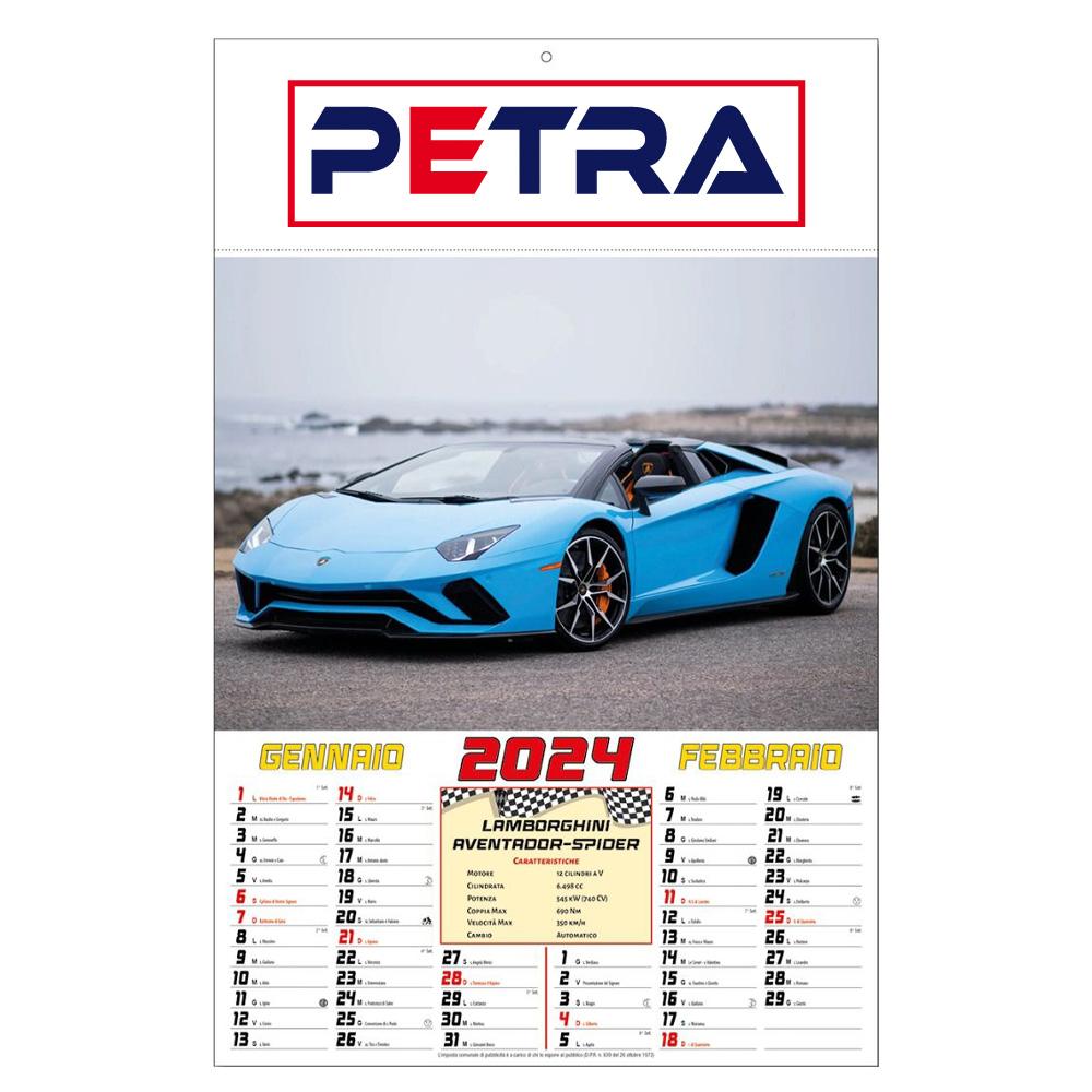 Calendario Auto.Merlino Pubblicita Calendario Auto Sportive