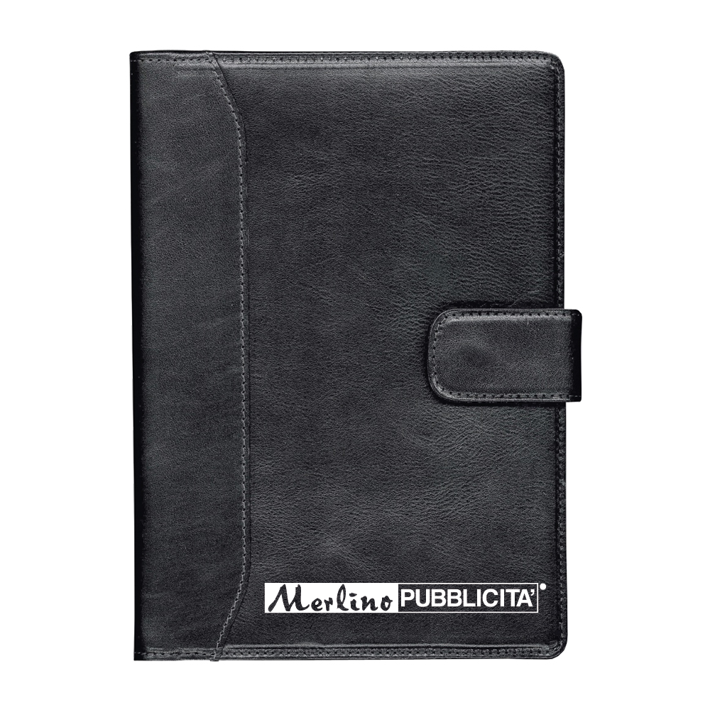 @ - TRUE LEATHER DAYLY NOTE-BOOK