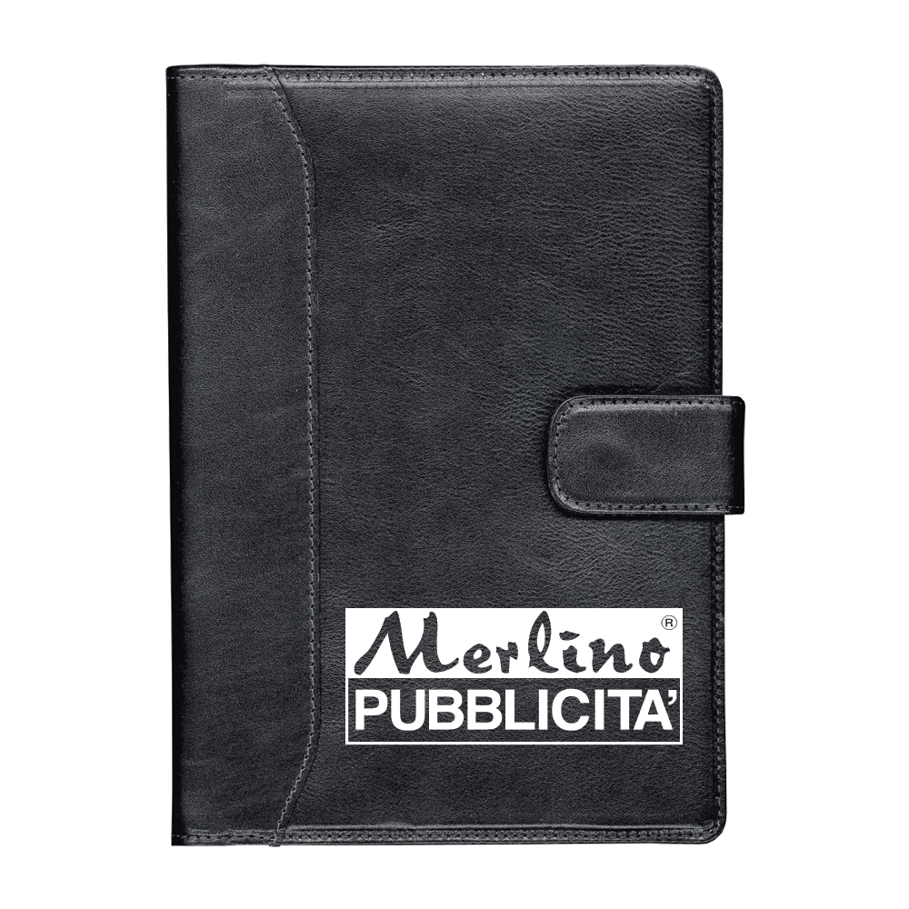 @ - DAILY NOTE-BOOK TRUE LEATHER 17x24