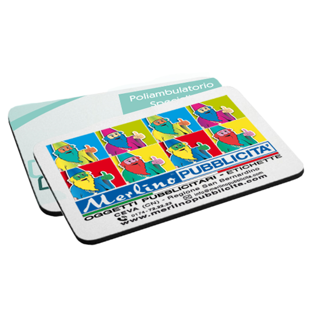 @ - FULL COLOURS PRINTED MOUSE PAD