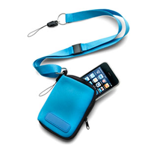 @- NEOPRENE PHONE HOLDER
