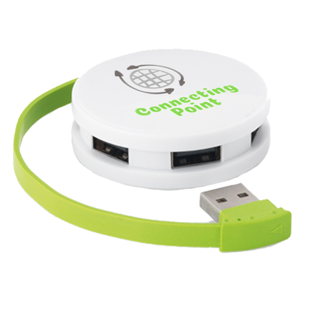 MULTIPORT USB ROUND