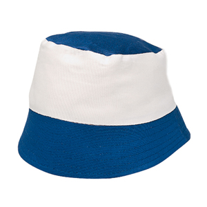 @ - TWO OR ONE COLOUR SUN HAT COTTON