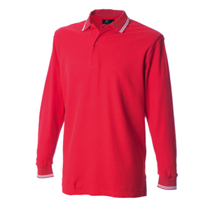 POLO RIGA 210 gr LONG SLEEVE
