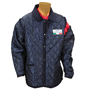 @ - QUILTED JACKET