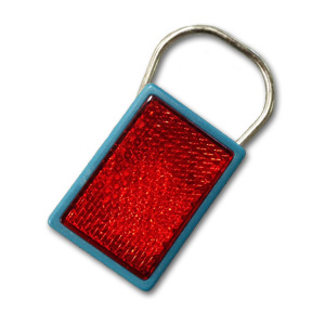 @ - KEY RING REFLECTING