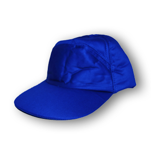 @ - PADDED CLOTH CAP